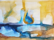 Watercolour 'Chalice'