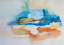 Watercolour 'Duality'